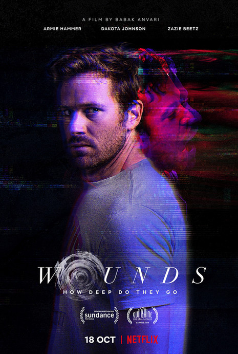 'Hosts' featured in the trailer for Netflix's 'Wounds'