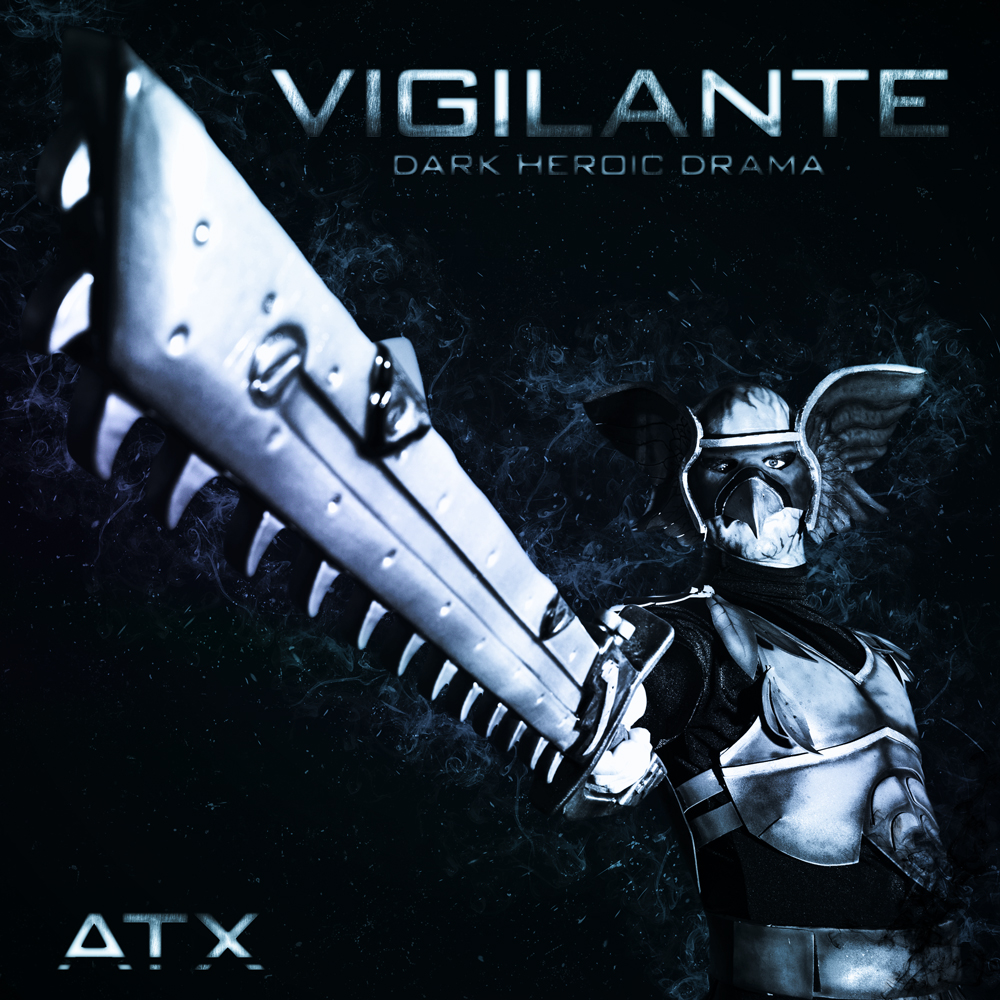 Vigilante - Dark Heroic Drama