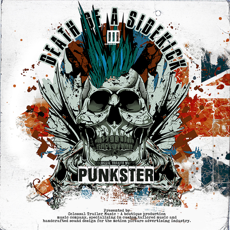 Death Of A Sidekick III - Punkster