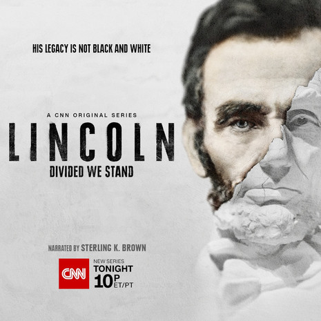Title theme composed for CNN Original Docu-Series 'Lincoln: Divided We Stand'