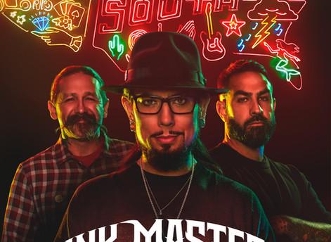 Multiple tracks confirmed in season premiere of 'Ink Master: Turf War'