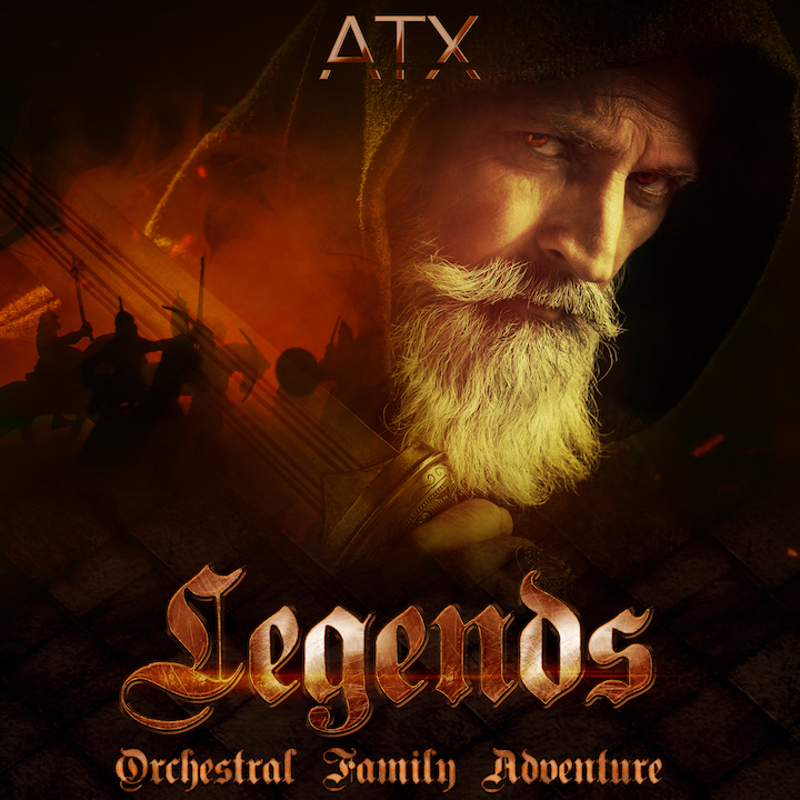 Legends - Orchestral Family Adventure