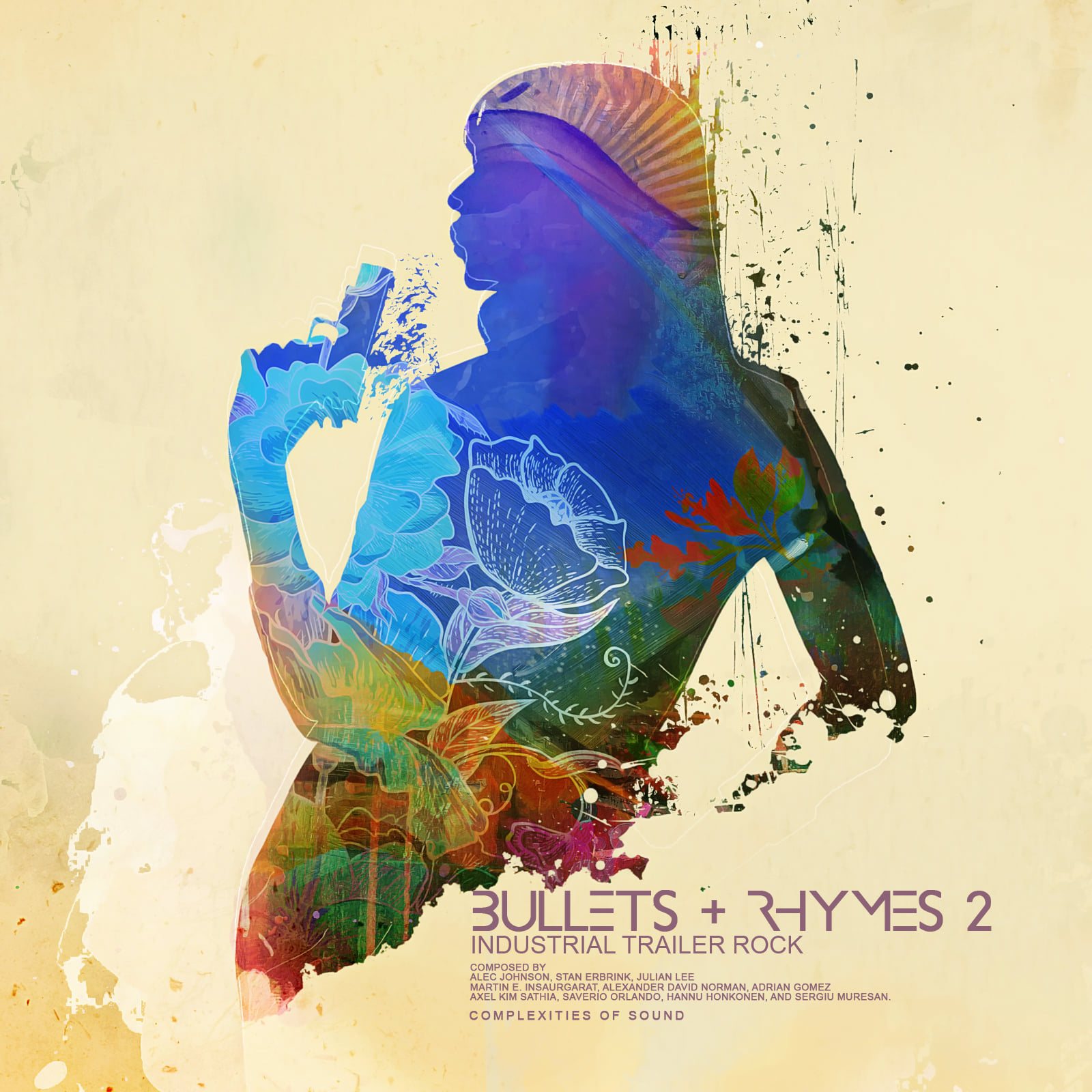 Bullets + Rhymes 2