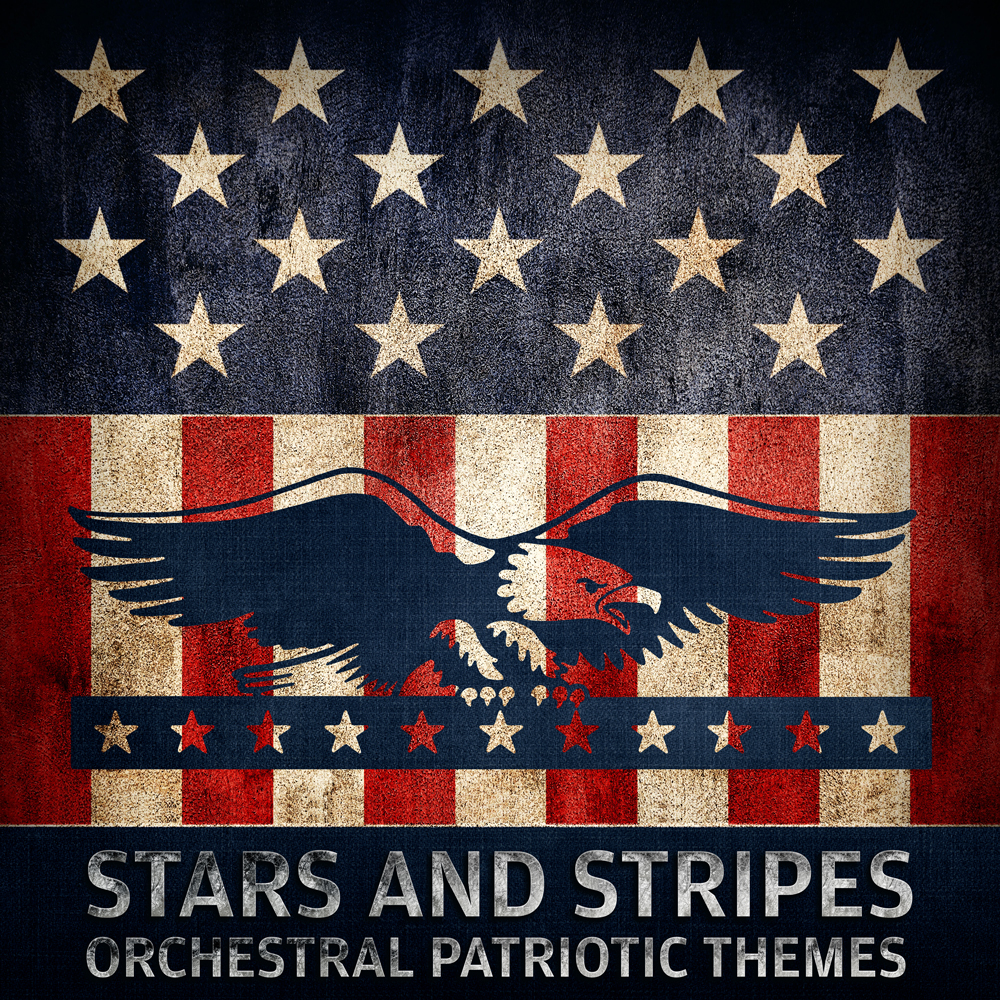 Stars And Stripes - Orchestral Patriotic