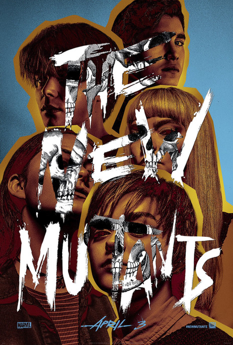 'Cheeky Ner Ner' Featured in Theatrical campaign for 'New Mutants'