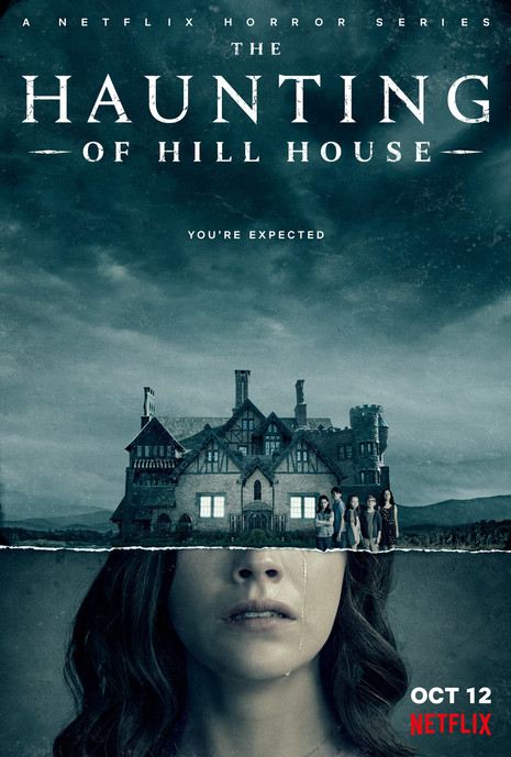 'Bleed Them Dry' Confirmed in the campaign for Netflix series 'The Haunting of Hill Hous