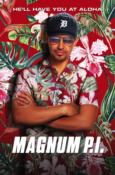'Diversion' confirmed in TV spots for CBS reboot of Magnum P.I.