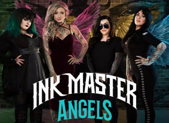 Ink Master Angels Season 2