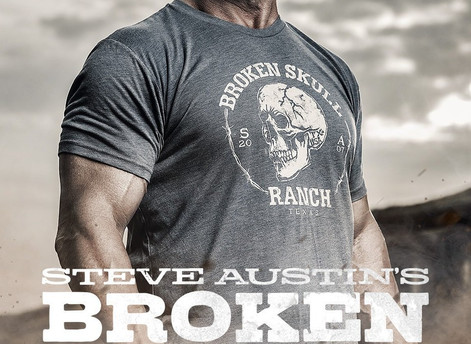 'Face Breaker' Currently featured throughout Series 5 of 'Steve Austin's Broken Skul