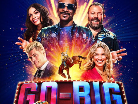 Multiple cues confirmed in new season of 'Go-Big Show' on TBS