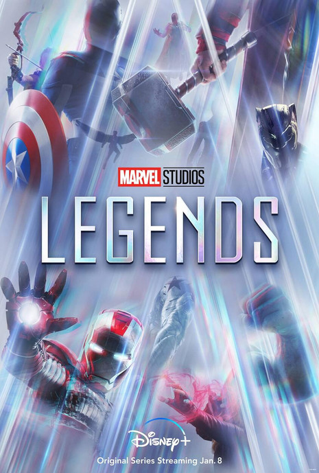 'Life Is Slipping Away' and 'War Codes' published by ATX featured in Marvel Studios 'Legends'