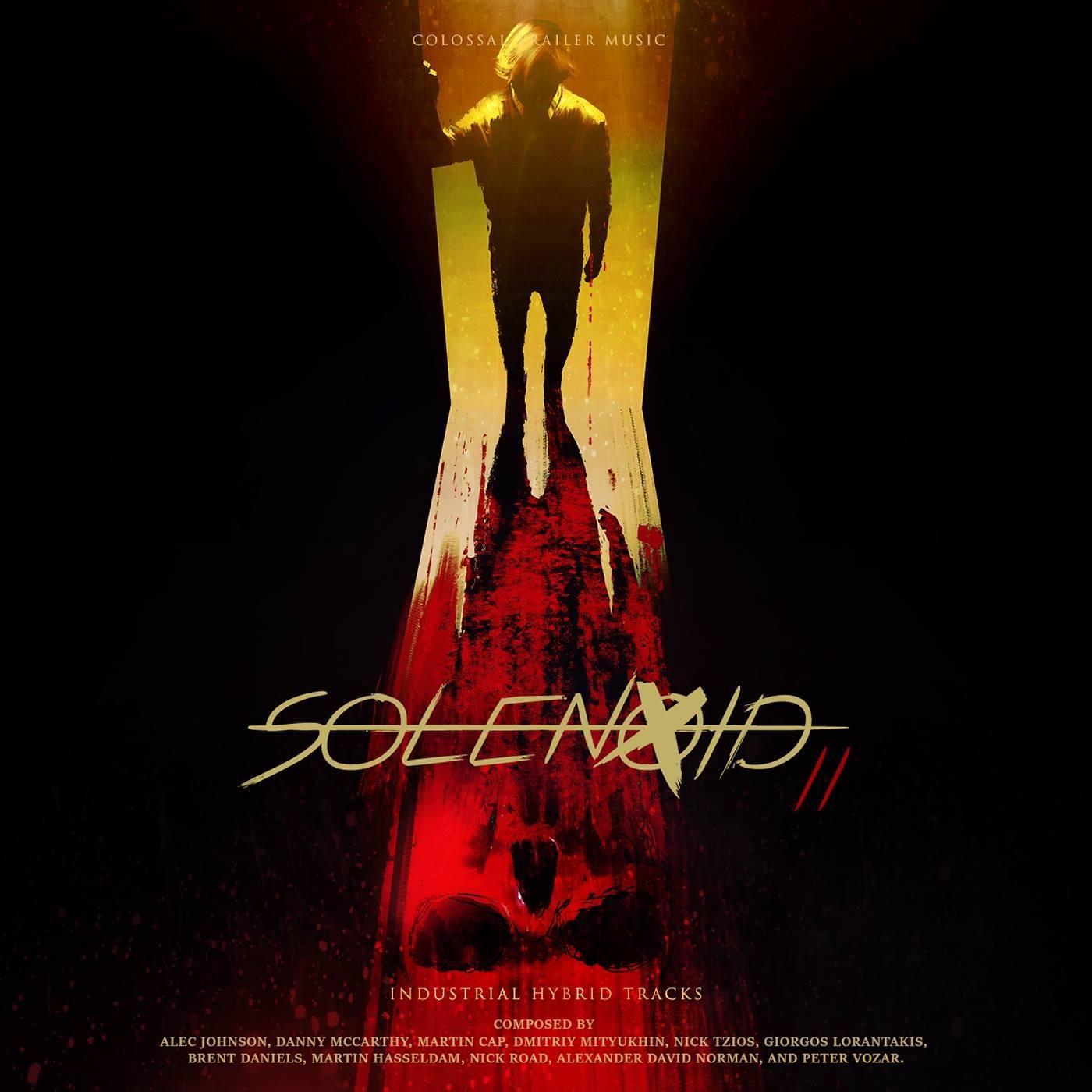Solenoid X2