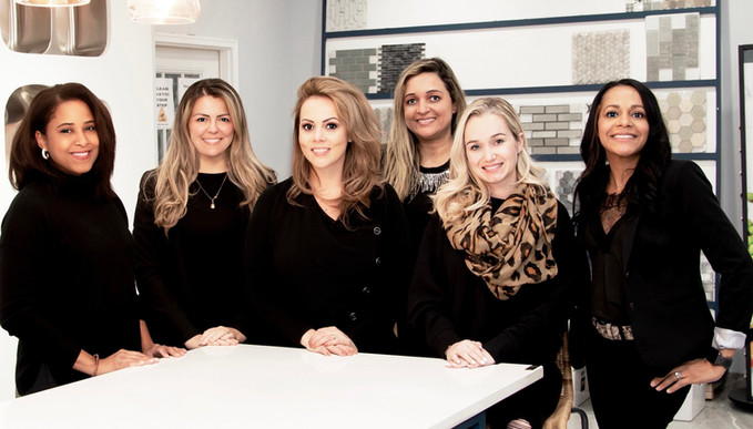 Our SHowroom team