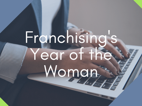 Franchising's Year of the Woman