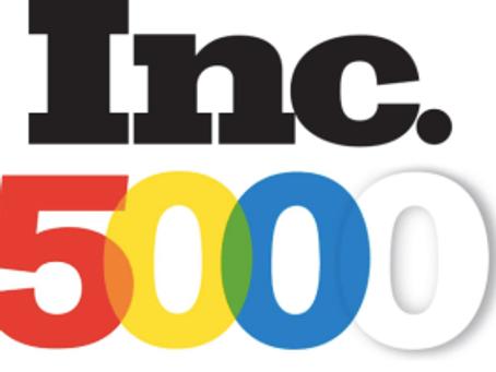 Congrats to BizCom Associates clients on Inc. 5000 recognition