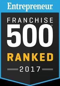 Entrepreneur.com 2017 Franchise 500