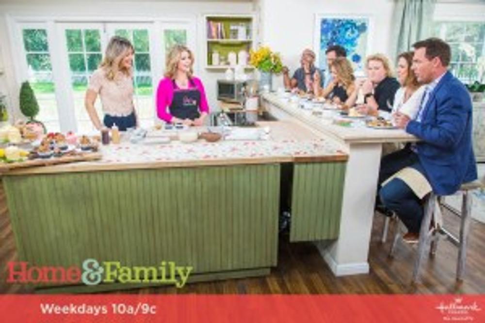 Hallmark Home and Family Gigi's Cupcakes Gina Butler