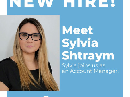 The Faces Behind BizCom: Sylvia Shtraym