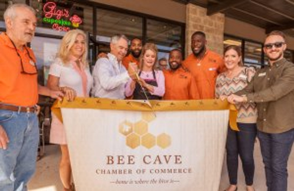Gigi's Cupcakes Grand Opening Bee Cave