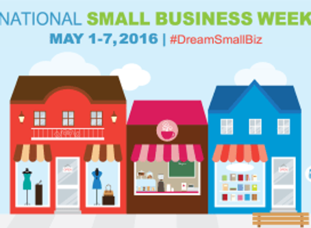 Thank You, Small Business Owners!