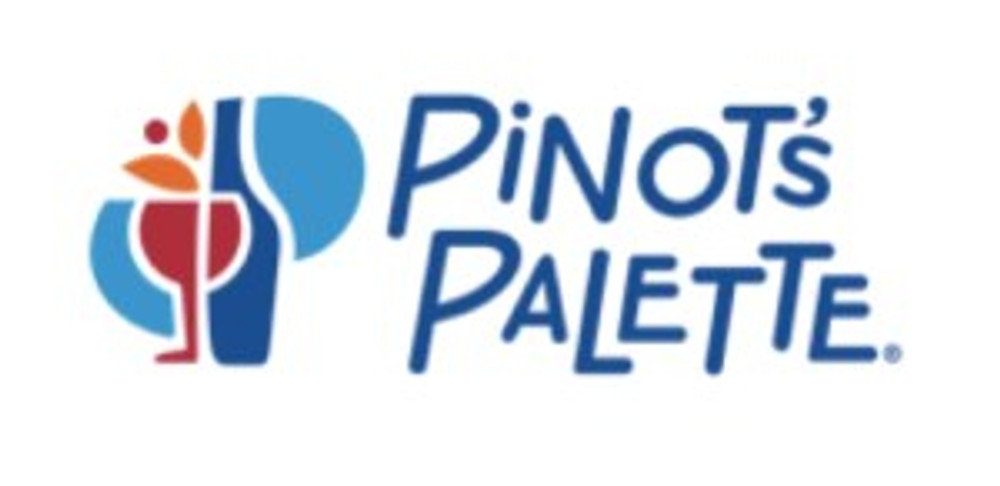 Pinot's Palette logo promoted by BizCom PR