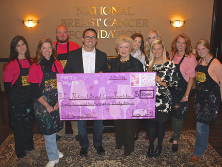Pinot's Palette makes fundraising a work of art
