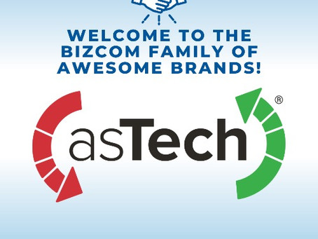 BizCom welcomes our newest client, asTech