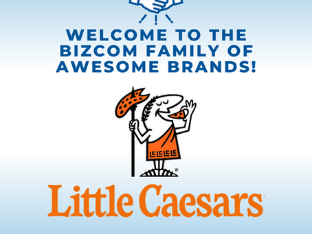 BizCom welcomes Little Caesars to the family