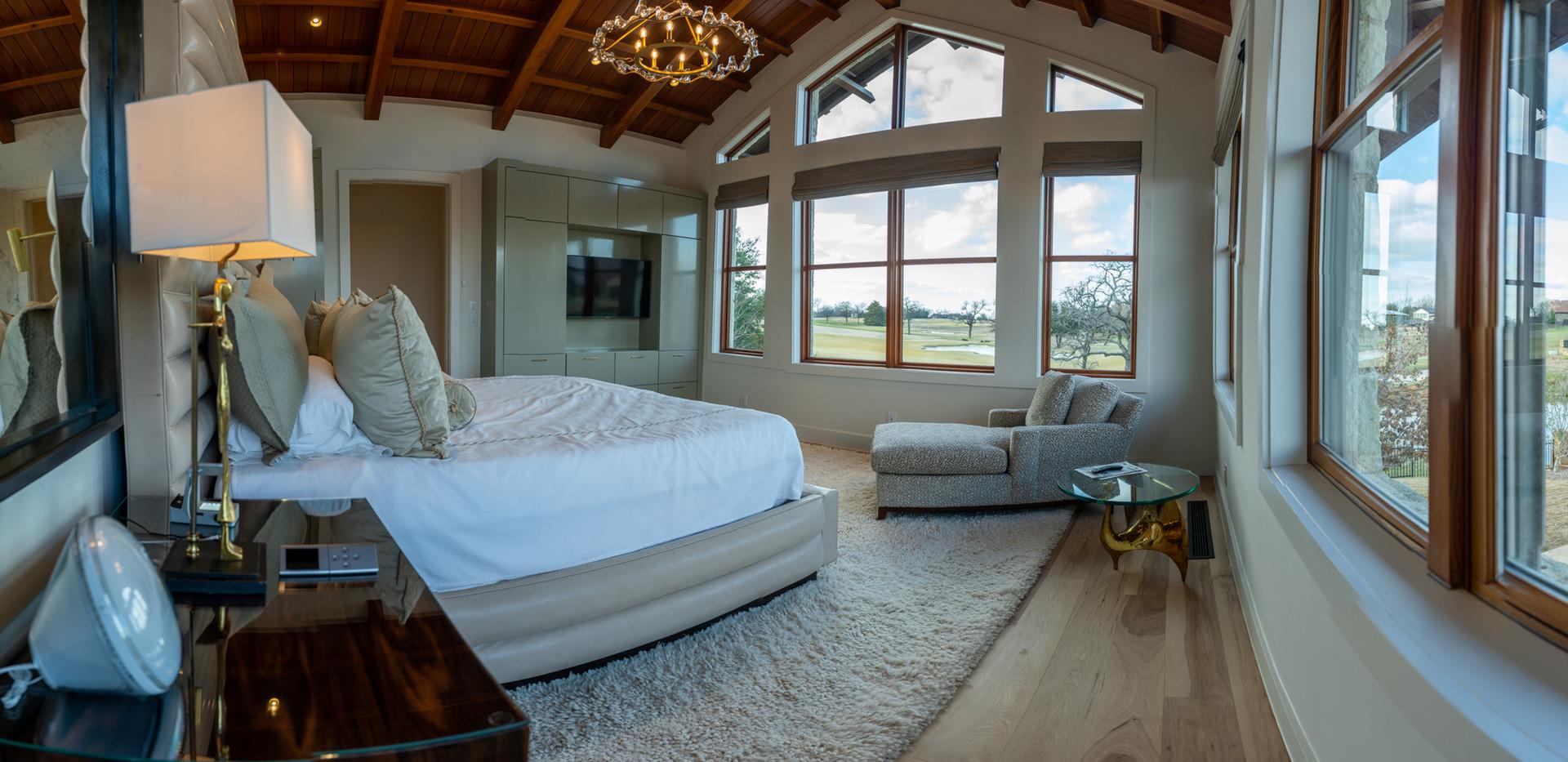 Westlake Master Bedroom