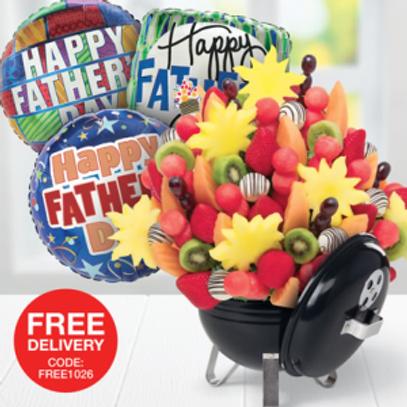 BizCom PR client Edible Arrangements Father's Day gift