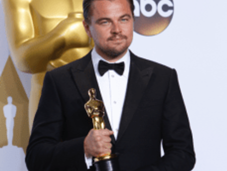 And the Oscar goes to…