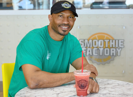 Franchisees Talk Franchising: Charlie Williams of Smoothie Factory