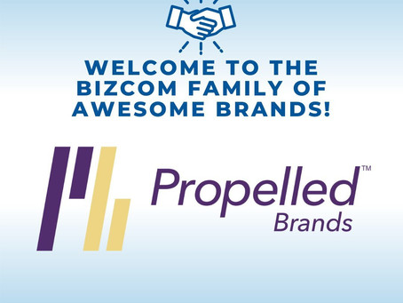 BizCom welcomes Propelled Brands, All About Vision to the family