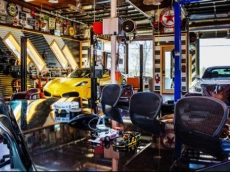 Welcome to the World's Coolest Office