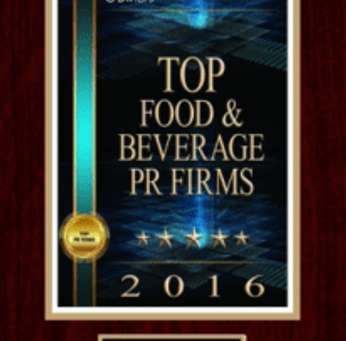 The Best in Food and Beverage PR