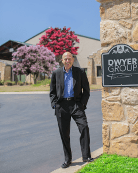 Dwyer Group CEO Mike Bidwell