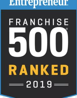 BizCom Clients Dominate 2019 Franchise 500