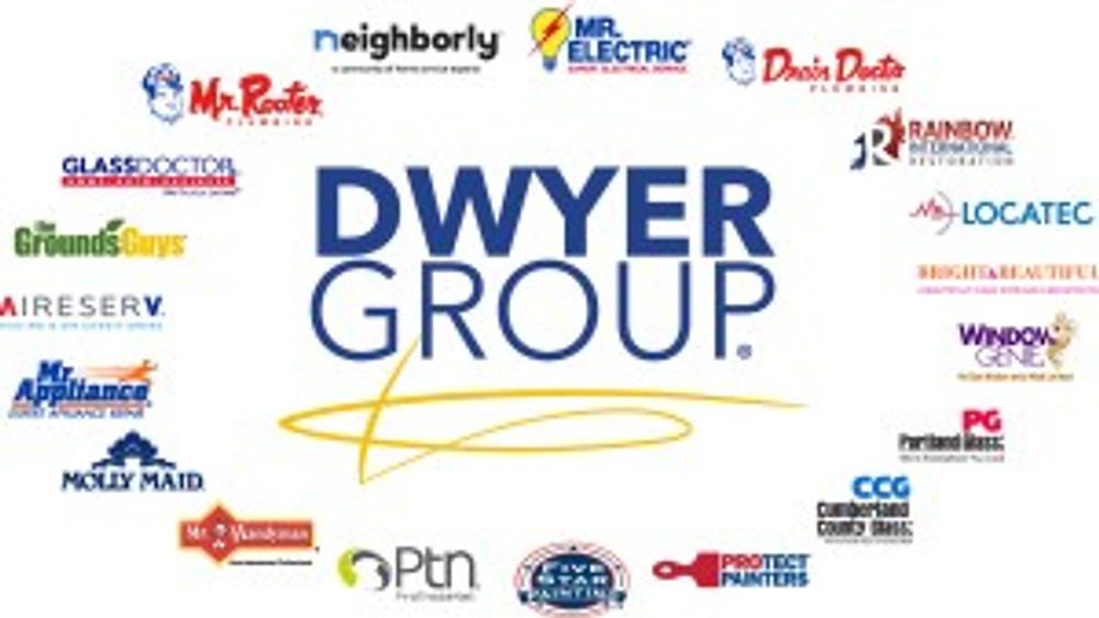 Dwyer Group multi-brand franchising