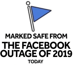 Lessons learned (again) from the Facebook and Instagram blackout