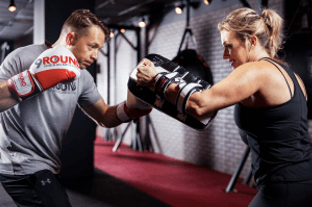 BizCom new client 9Round fitness