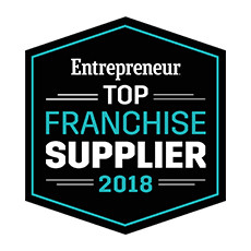 BizCom PR Named One of Entrepreneur's Top Franchise Suppliers