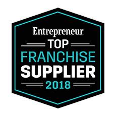 BizCom PR Named One of Entrepreneur's Top Franchise Suppliers