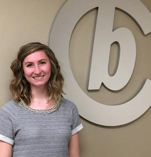 BizComPR intern Paige Schick
