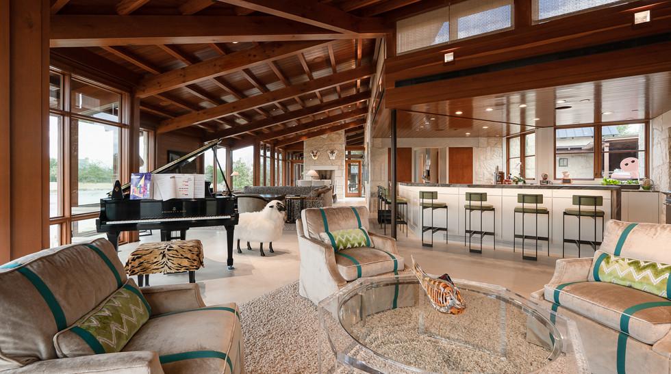 Westlake Living Area
