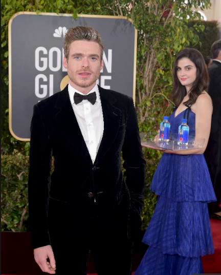 What the Golden Globes Water Girl Taught Us About The Impact Of Social Media