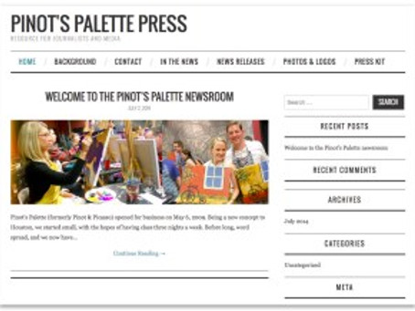 Don't have an online press kit? What are you waiting for?