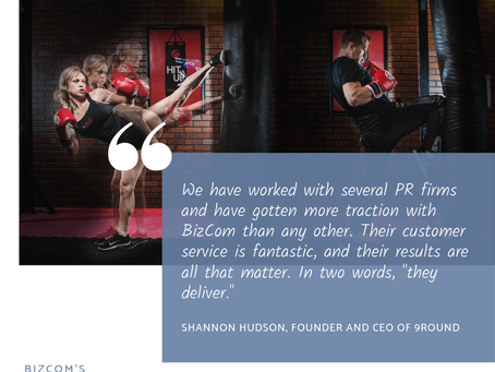 10 Minutes with Shannon and Heather Hudson of 9Round Fitness