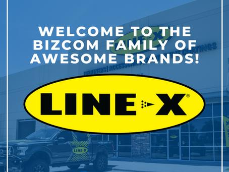 BizCom welcomes LINE-X® to the family