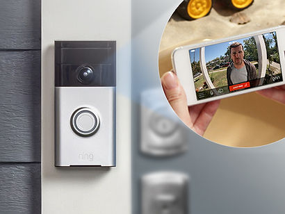 wireless doorbell sydney