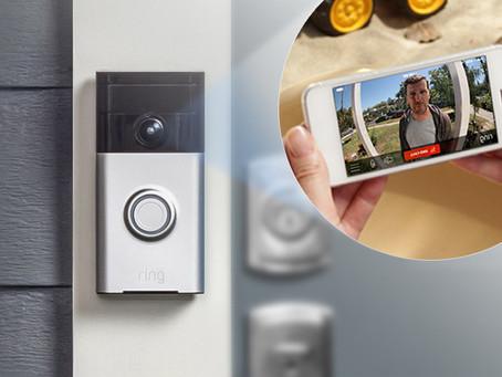Wireless Ring Doorbell